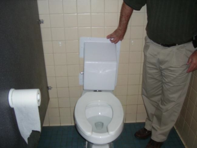 Toilet Flush Cover : Suicide resistant plumbing cover for toilets worksheet
