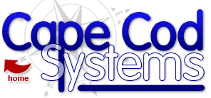 Cape Cod Systems Company - Your number one source for Quick Ship Products.