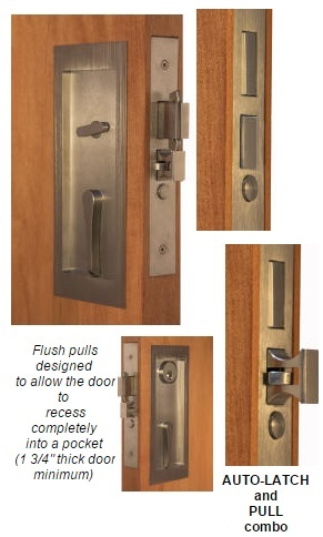Delicieux Accurate Locks Self Latching, Single Action Egress Sliding/pocket Door  Lock, CCS_SL9100
