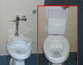 Correctional Products Bathroom Partitions